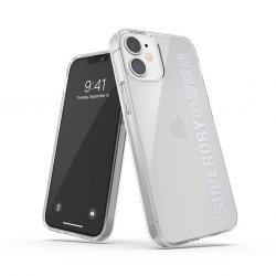 iPhone 12 Mini Suojakuori Snap Case Clear Hopea