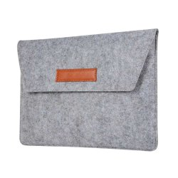 "Macbook Air 13.3"" Sleeve Kangastekstuuri Harmaa"
