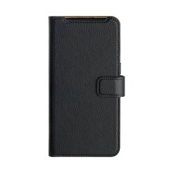 OnePlus 7 Suojakotelo Slim Wallet SelecTion Musta