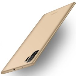 Samsung Galaxy Note 10 Plus Suojakuori Shield Slim Keltainend