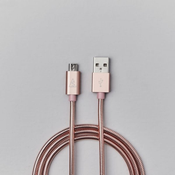Laturi varten BlackBerry (micro USB) 1m (1A)